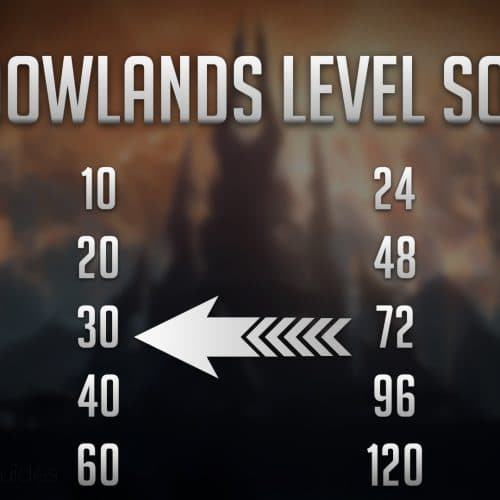How will the level squish work?