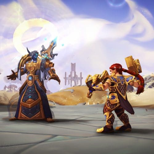 Class Changes in Shadowlands