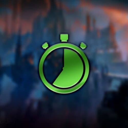 How long will leveling take in Shadowlands?
