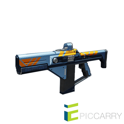 Loaded Question (Energy Fusion Rifle)
