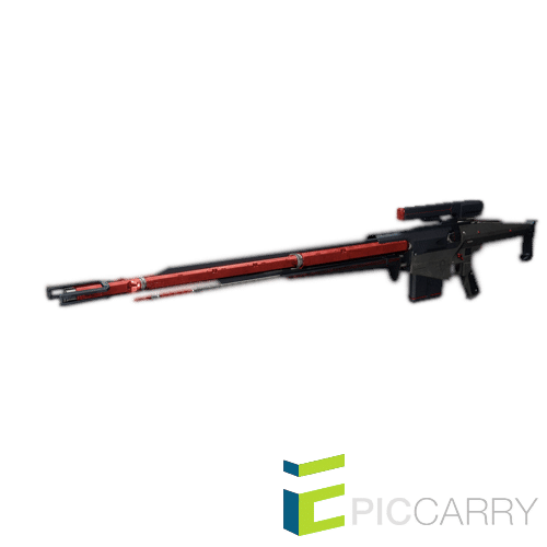 Tatara Gaze (Energy Sniper Rifle)