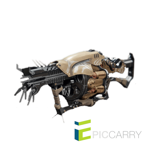 Anarchy (Exotic Grenade Launcher)