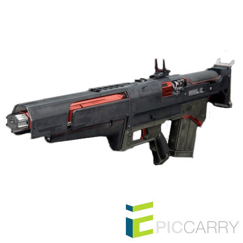Blast Furnace (Kinetic Pulse Rifle)