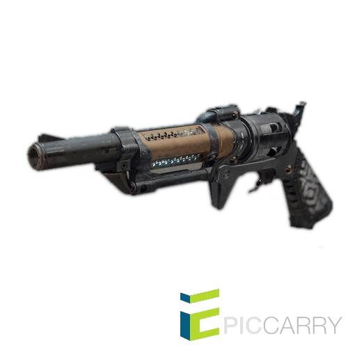 Spare Rations (Legendary Kinetic Hand Cannon)