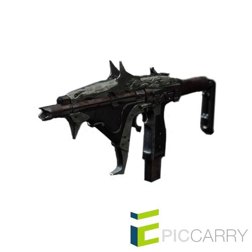 Tarrabah (Exotic Submachine Gun)