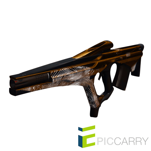Sacred Provenance (Legendary Pulse Rifle)