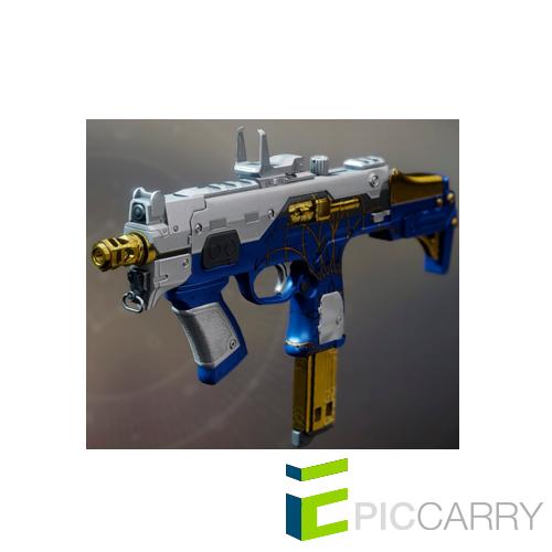 Cold Front Legendary Submachine Gun