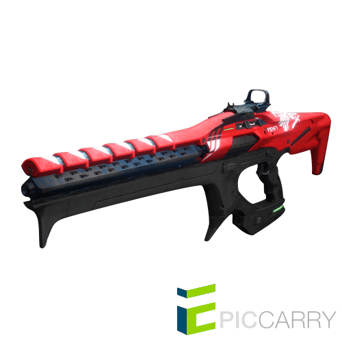 KOMODO-4FR (Crucible Ritual Linear Fusion Rifle)