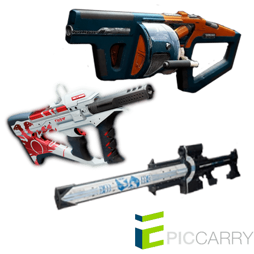 Godlike PvE Loadout Bundle