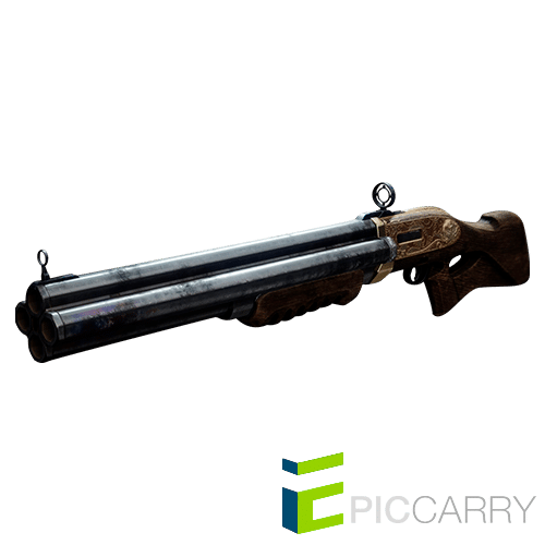 The Fourth Horseman Exotic Shotgun