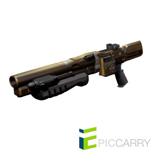 Felwinter's Lie Legendary Shotgun