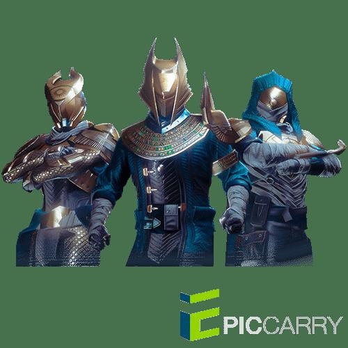 Trials of Osiris Armor of Exiles Set