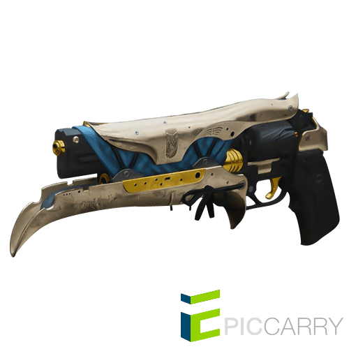 Waking Vigil Energy Hand Cannon