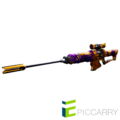 Adored Legendary sniper rifle