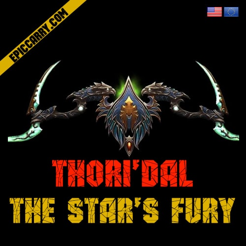 Thori'dal, the Stars' Fury, buy wow gear, wow gear sale, wow item, wow buy gear, pve boost, wow items