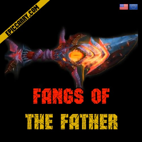 FANGS OF THE FATHER, buy wow gear, wow gear sale, wow item, wow buy gear, pve boost, wow items