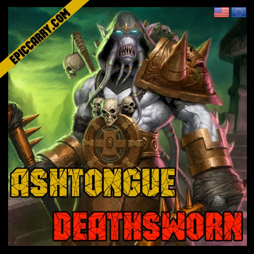 Ashtongue Deathsworn