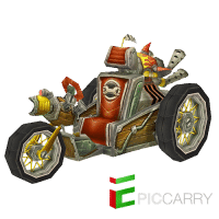 Goblin Turbo-Trike Key
