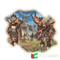ALLIED RACES: HIGHMOUNTAIN TAUREN