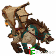Buy Caravan Hyena mount boost