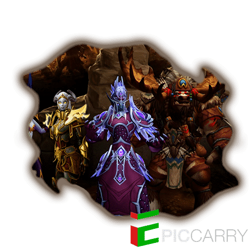 Allied Races Bundle