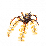 Vicious War Spider