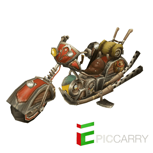 Mechano Hog