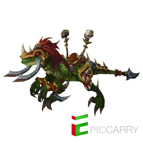 Vicious War Raptor mount
