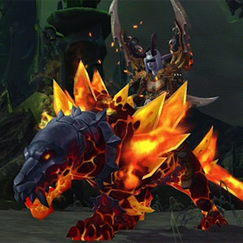 how to get mana saber mount wow