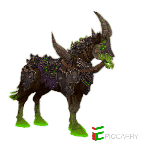 Netherlord's Chaotic Wrathsteed
