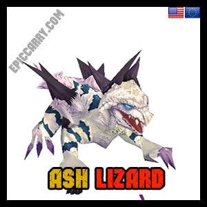 Ash Lizard