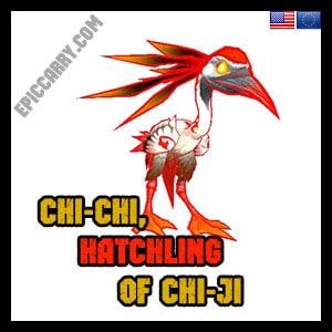 Chi-Chi, Hatchling of Chi-Ji