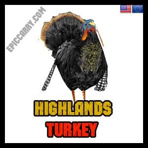 Highlands Turkey