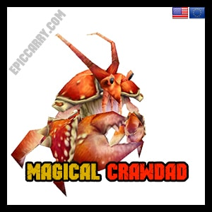 Magical Crawdad