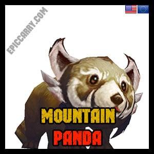 Mountain Panda