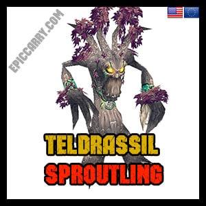 Teldrassil Sproutling