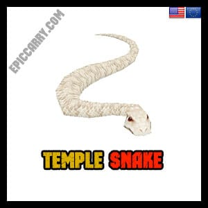 Temple Snake