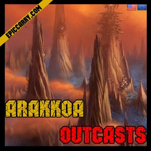 Arakkoa Outcasts