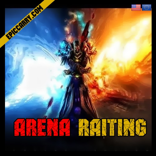 Arena rating, arena ratings, arena wins, arena shaman, pvp boost, wow gear, arena boosting, buy arena rating