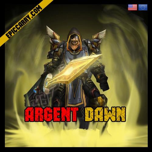 Argent Dawn
