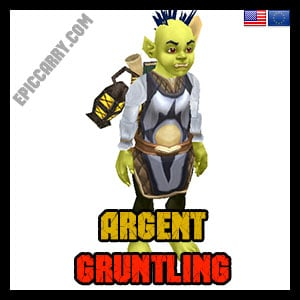 Argent Gruntling
