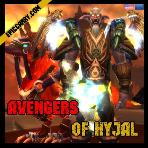 Avengers of Hyjal
