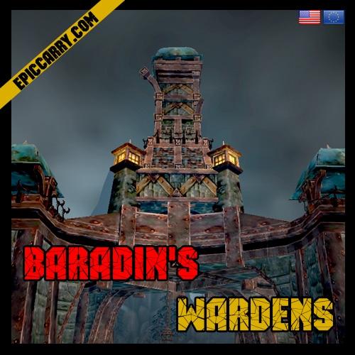 Baradin's Wardens