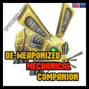 De Weaponized Mechanical Companion