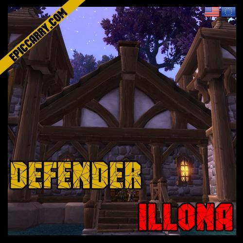 Defender Illona