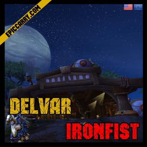 Delvar Ironfist
