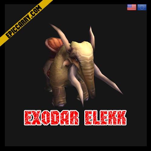 EXODAR ELEKK