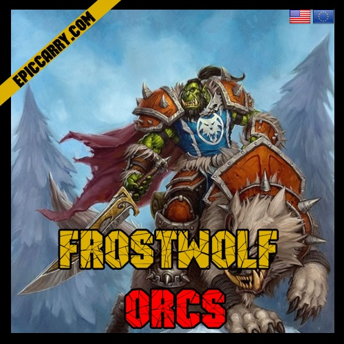 Frostwolf Orcs
