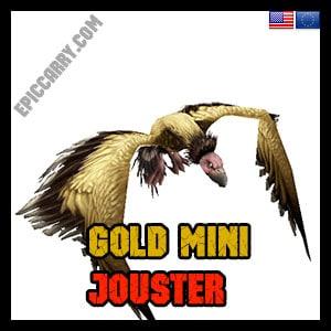 Gold Mini Jouster