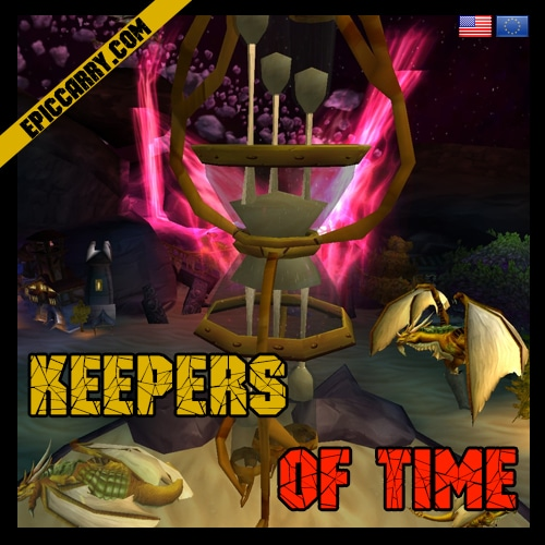 Keepers of Time